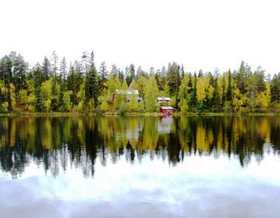 Sweden - Cabin on the Lake