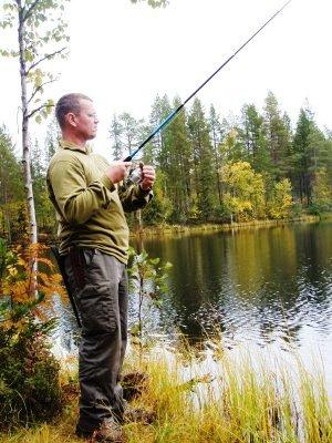Sweden - Jonny Fishing