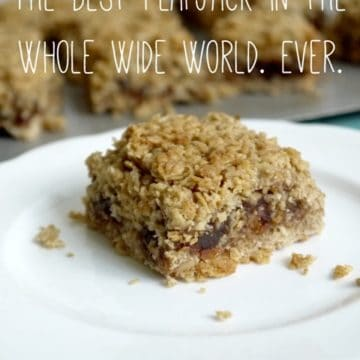 Best Flapjack Recipe in the Whole Wide World. Ever