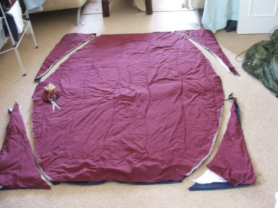hammock underblanket tutorial