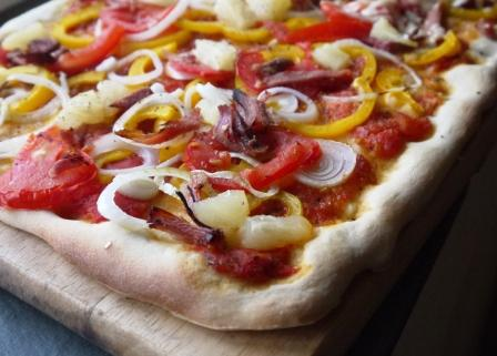 Baking Mad Pizza Dough Recipe