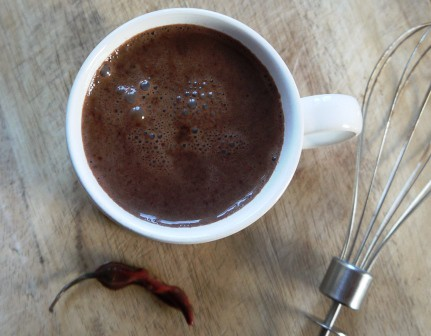 Hot Chilli Chocolate