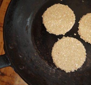 Tasty Oatcakes Recipe