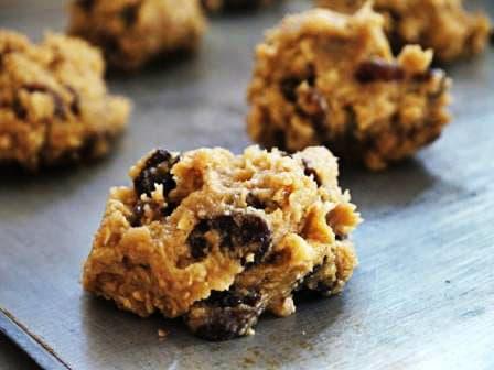 Basic Freezer Cookie Dough
