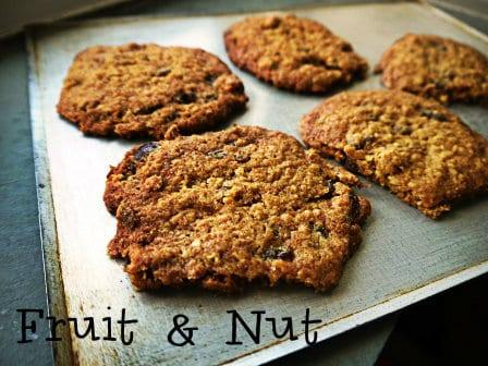 Fruit n Nut Cookie