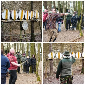 Axe Throwing Championship