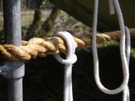 Knot Tying Skills c