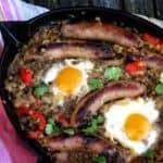 Sausage & Lentil Sizzle