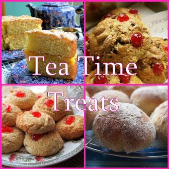 Tea Time Treats Logo