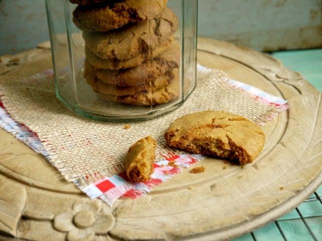 Cornish Fairings (biscuits/cookies)