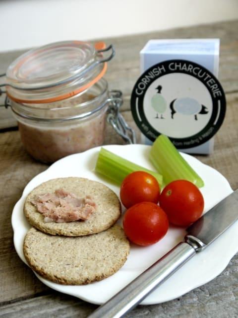 Pork Rillette by Cornish Charcuterie