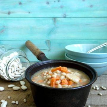 Guernsey Bean Jar