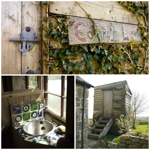 A wild food cooking course at Fat Hen in Cornwall