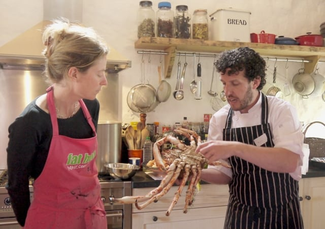 Fat Hen Wild Food Cookery School