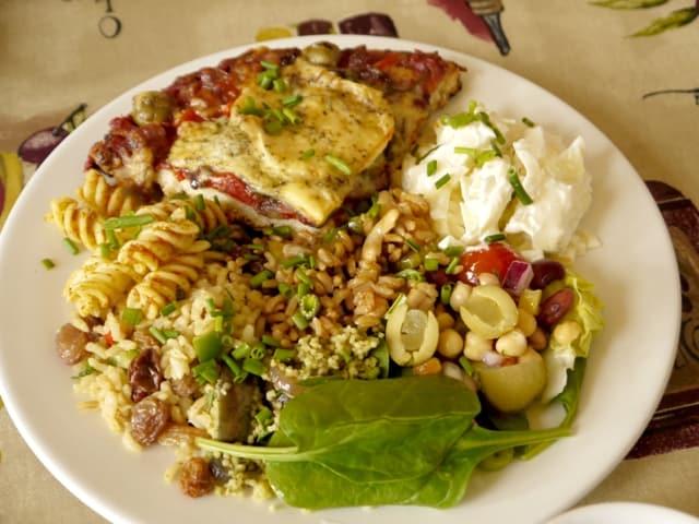 The Hub, Vegetarian Cafe, Liskeard
