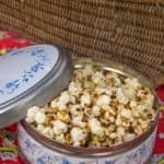 Perfect for a picnic! Sweet Chilli Popcorn