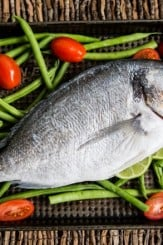 Baked Sea Bream | The Hedgecombers