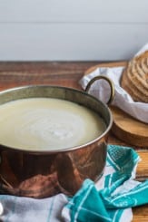 Cream of Celeriac Soup | The Hedgecombers