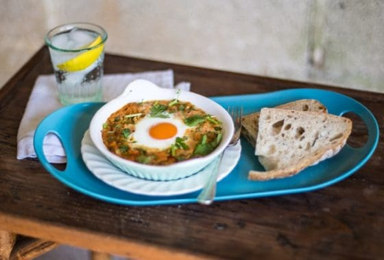 Shakshouka {and Cookbook Review}