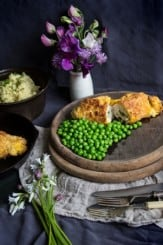 Wild Garlic Chicken Kiev Recipe