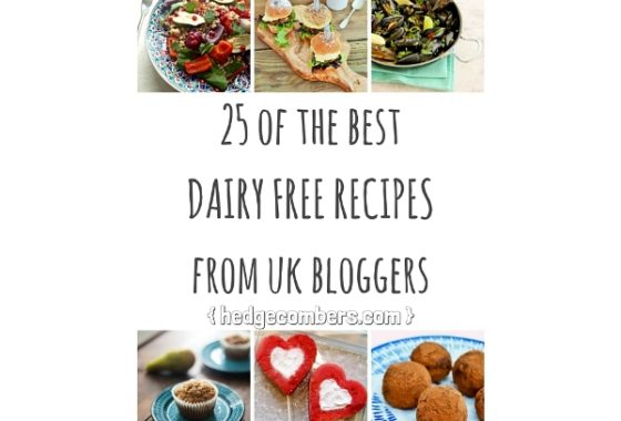 25 of the BEST Dairy Free Recipes