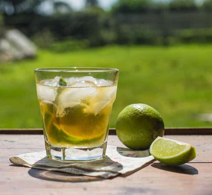 Caipirinha Cocktail Recipe The Hedgecombers