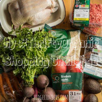 My #ThriftyOrganic Shopping Challenge
