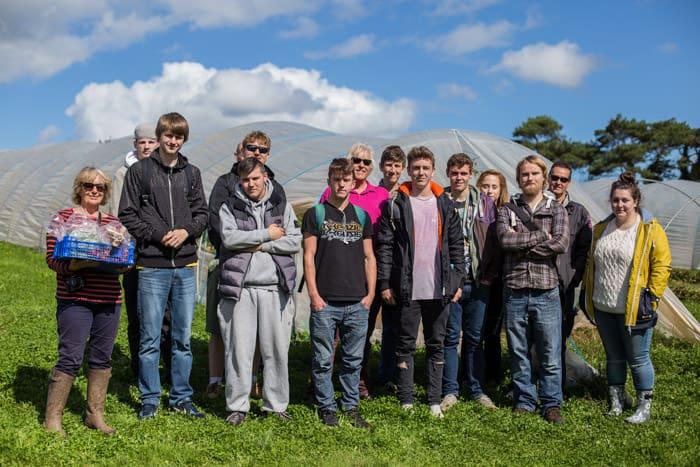 Fifteen Cornwall Sourcing Trip