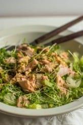 Harissa Roast Salmon