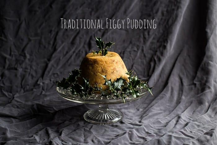 Figgy Pudding Recipe Carrot Cake Mix