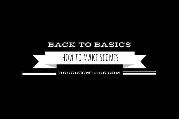 How to make Scones