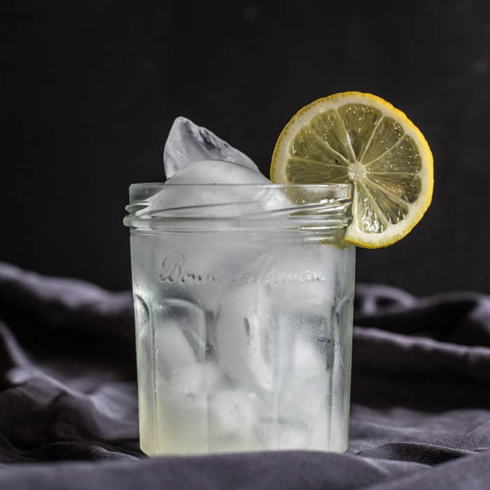 Smirnoff Marmalade Collins Cocktail