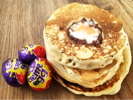 Cadburys Creme Egg Recipes