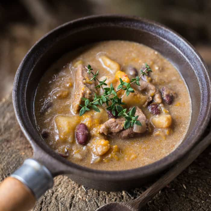 Slow Cooker Pepperpot Stew