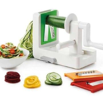 Win an OXO Good Grips Spiralizer
