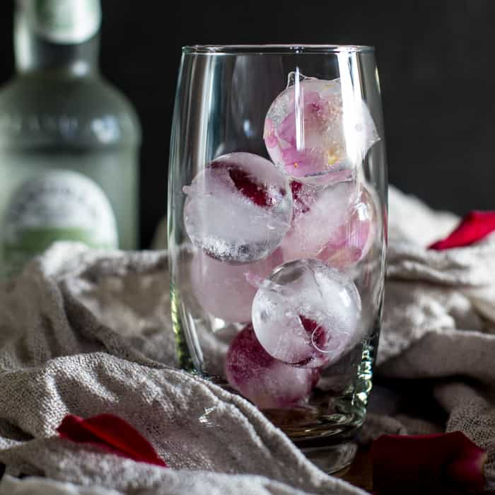 Rose and Elderflower Mocktail