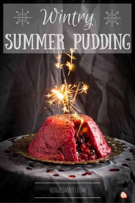 Wintry Summer Pudding