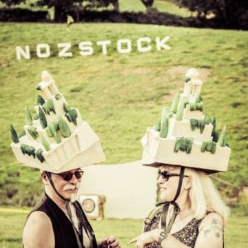 WIN Family Tickets to Nozstock Festival