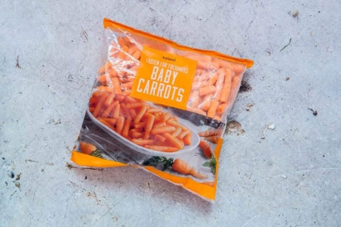 Iceland Baby Carrots