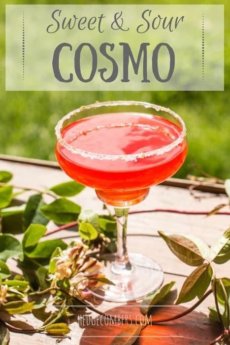 Sweet and Sour Cosmo