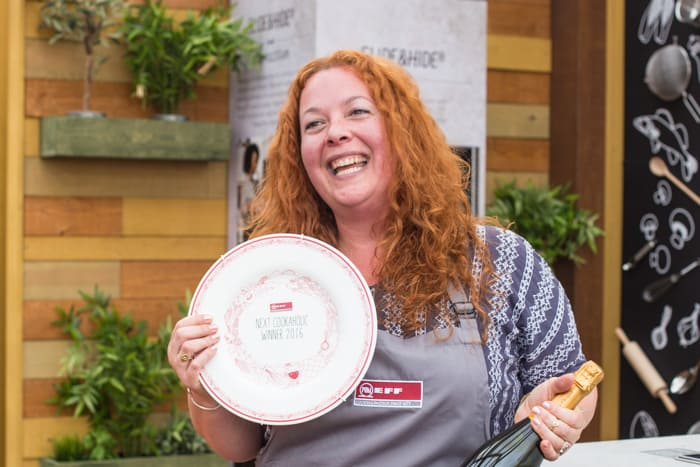 Jane Sarchet Neff Cookaholic Champion 2017!!!
