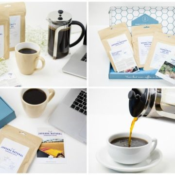 Win a 3 month subscription with Blue Coffee