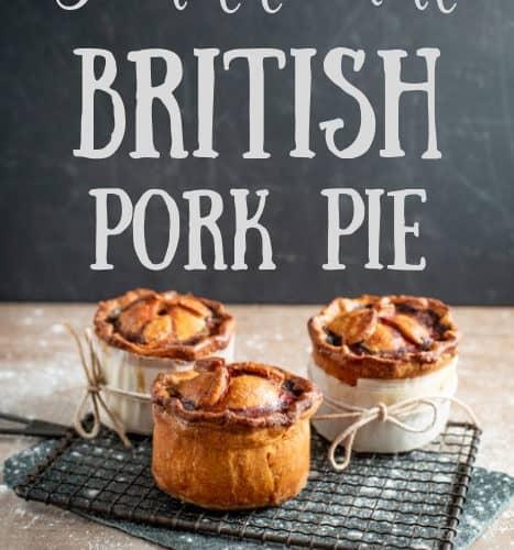 British Pork Pie Recipe The Hedgecombers