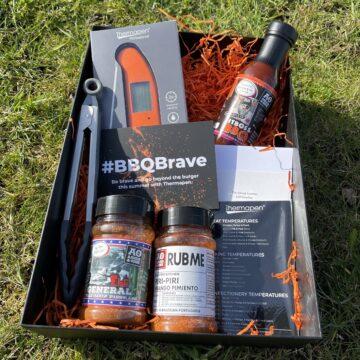 WIN a BBQ Brave Box, Worth Over £145!
